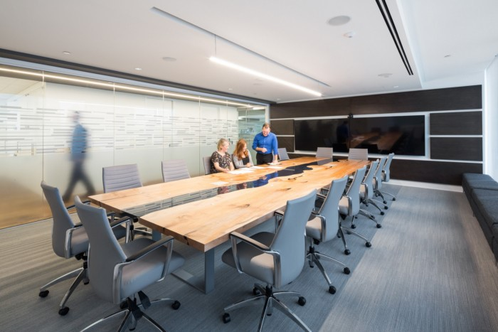 Accolade Boardroom with Large Video Conferencing Options