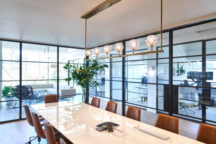 Accolade Industrial Style Boardroom